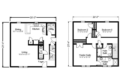 Avonlea Floor Plan