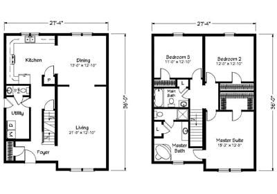 Edisto Floor Plan