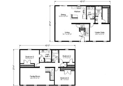 Hartsville Floor Plan