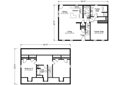 Norfolk Floor Plan