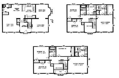 Continental Floor Plan