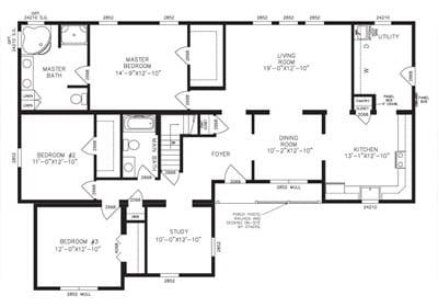 Manor Ridge Floor Plan