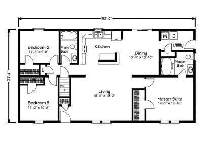 Niagara Floor Plan
