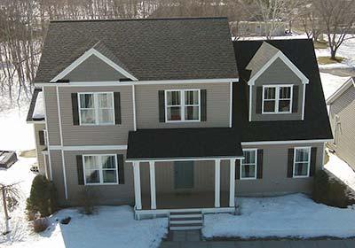 Ridgefield Model Home Virtual Tour by Key Homes